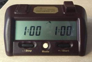 Sistemco Chess Clock DICHESS XT