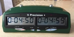 Precision Plus Digital Chess Clock