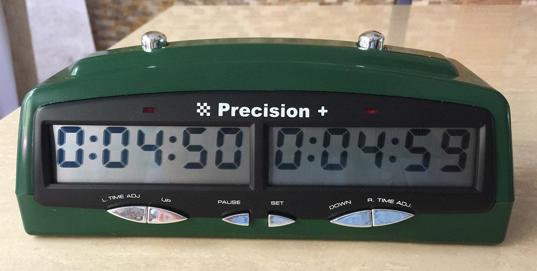 Precision Plus Digital Chess Clock