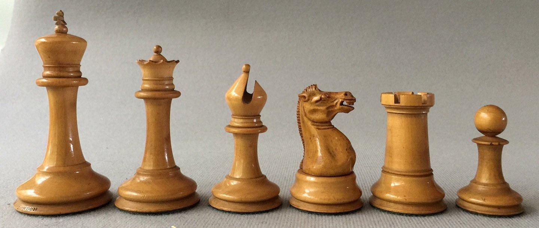 Jaques Anderssen Standard Chessmen