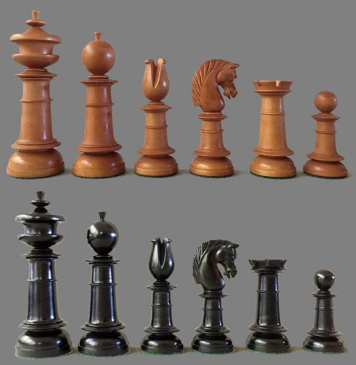 Reproduction Northern Upright Chessmen