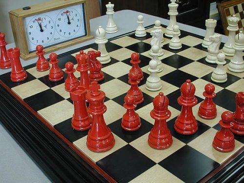 Windsor Castle Chessmen