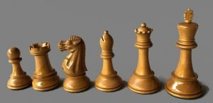 Reproduction Havana 1966 Chessmen