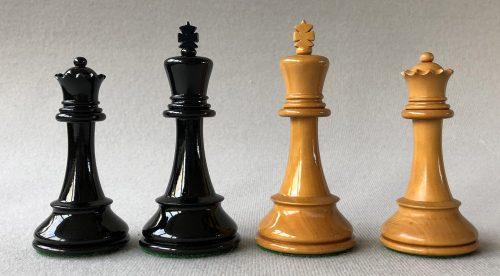 Reproduction Havana 1966 Chessmen