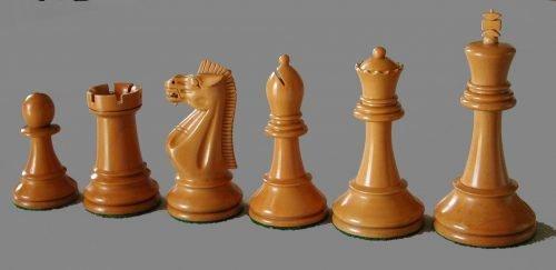 Original Havana 1966 Chessmen