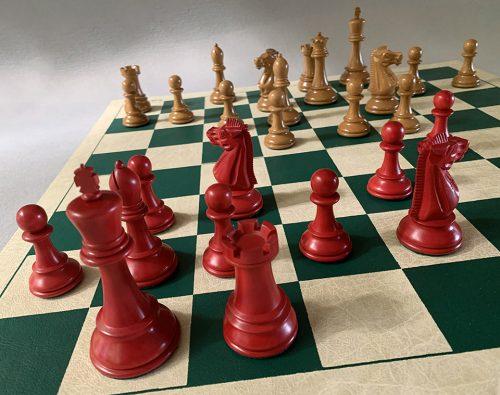 Havana 1966 Chessmen