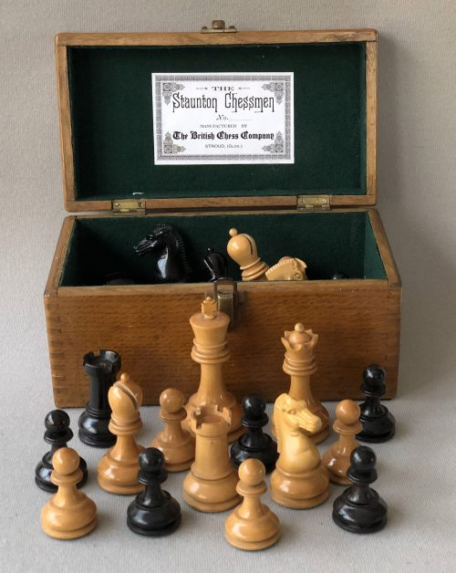 British Chess Company History