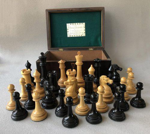 British Chess Company Royal Chess Set