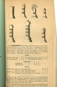 George Merrifield Saint George Chessmen