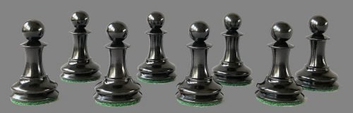 Reproduction Jaques Anderssen Style Staunton Chessmen