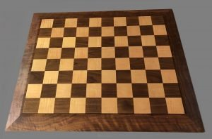 Capablanca Chess Rosewood Chessboard