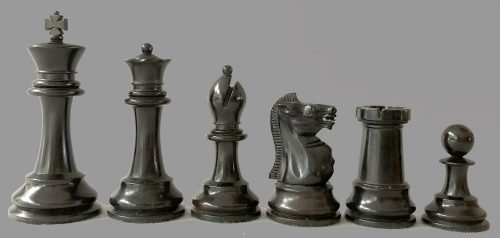 Blackburne Staunton Chessmen