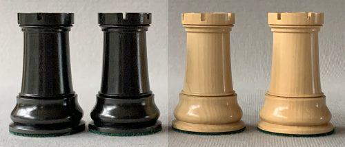 Blackburne Staunton Chessmen