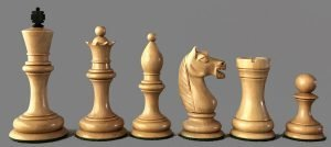 Russian Series Staunton Chessmen