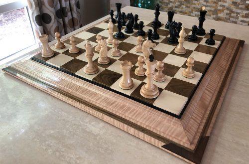 Russian Series Staunton Chessmen