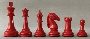 Capablanca Staunton Chess Pieces