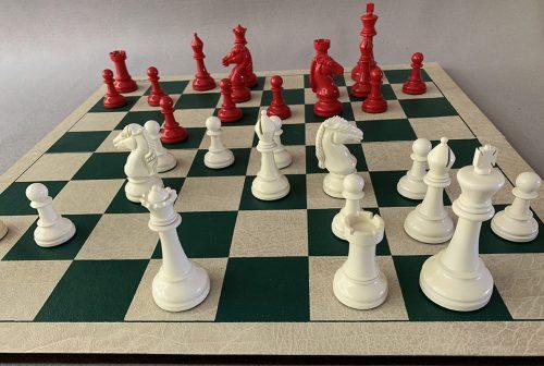 Capablanca Staunton Chess Pieces