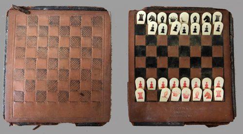 Catlin's Pocket Chess Set for Spares