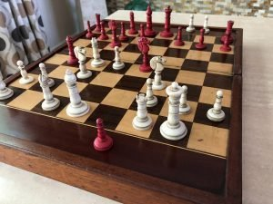 Northern Upright Library Chessmen