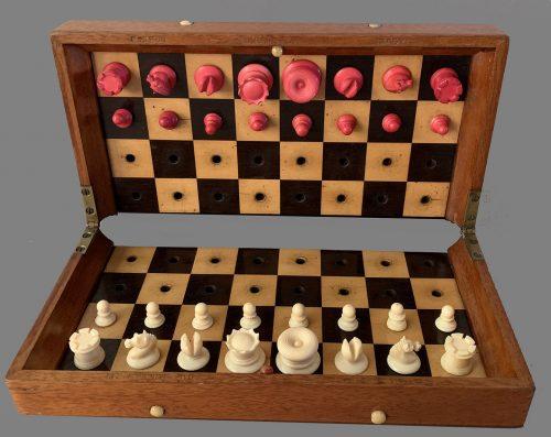 Type 1B Status Quo Chess