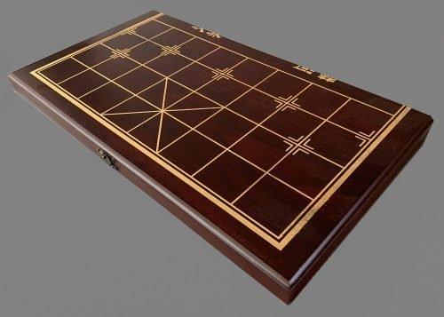 Ebony Xiang Qi Set (Chinese Chess)