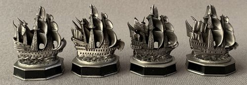 Danbury Mint Armada Chess Set
