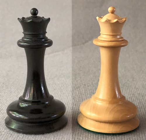 Reproduction Cooke Style Staunton Chessmen