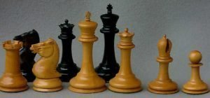 Jaques Harrwitz Staunton Chessmen