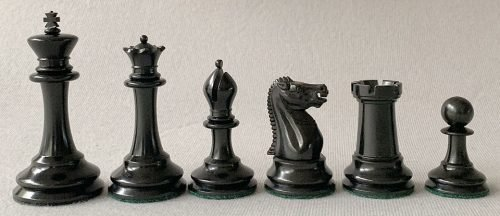 Reproduction Jaques Steinitz Chessmen