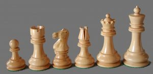 Tournament Size British Chess Company Imperial Chessmen