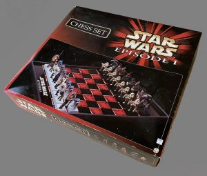 Star Wars Episode I Chess Set: The Phantom Menace