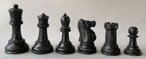Jaques Tuff-A-Nuff Chessmen
