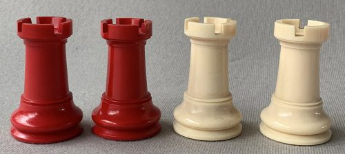 Club Size British Chess Company Staunton Chessmen