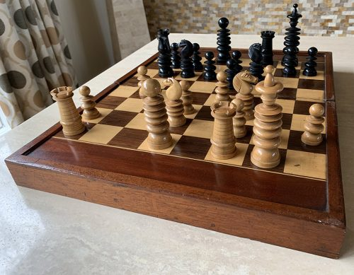 Calvert English Pattern Chessmen