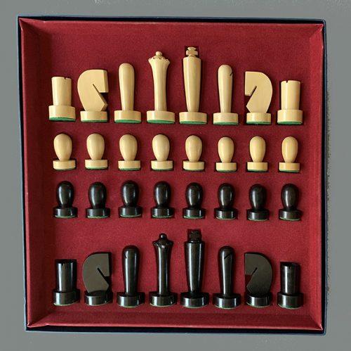 Berliner Schach Minimalist Chessmen