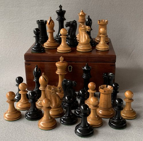 Jaques Hartston Chessmen