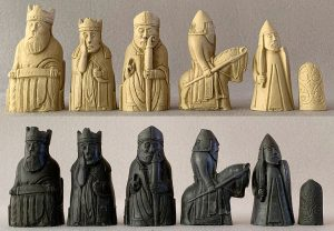 Hudson Isle of Lewis Chessmen