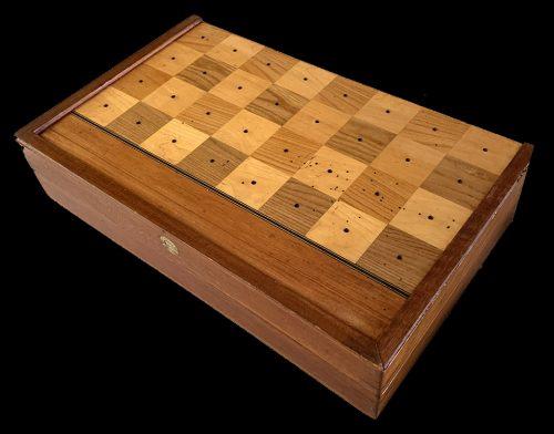 Richard Whitty Chessboard