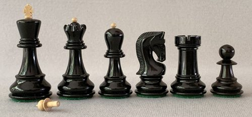 Zagreb 1959 Library Chessmen by The House of Staunton