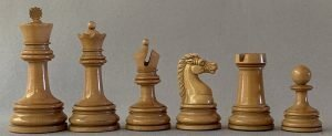 British Chess Company Royal Staunton Chessmen, Club Size