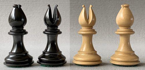 Bedford Staunton Chessmen