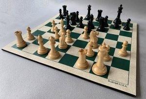Jaques Club Size Broadbent Chessmen Reproduction