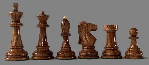 Skopje 1972 Olympiad Chessmen Reproduction