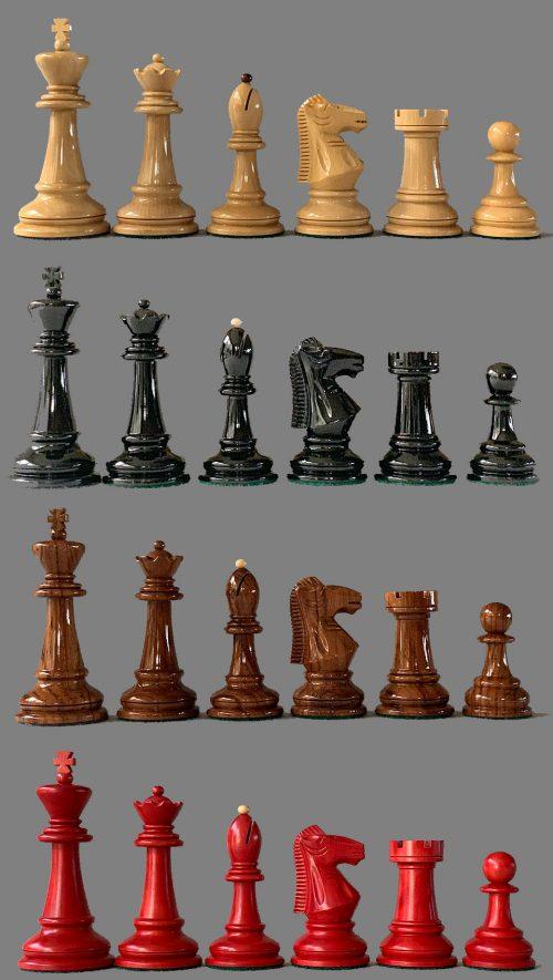 Skopje 1972 Olympiad Chessmen