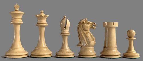 B and Company Chessmen Reproduction