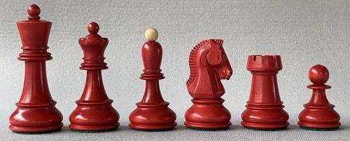 1960 Fischer Dubrovnik Chessmen
