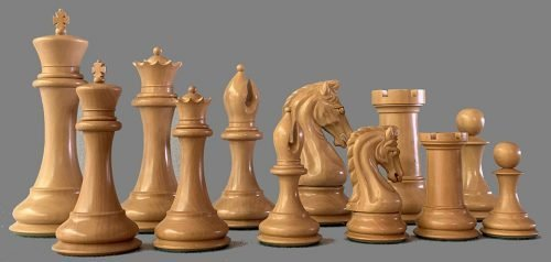 Grand Imperial Collector Chessmen