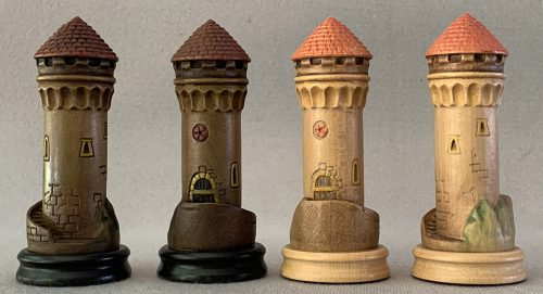 Anri Montsalvat Chess Set