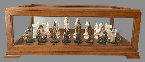 Zimmerman Style Chess Set