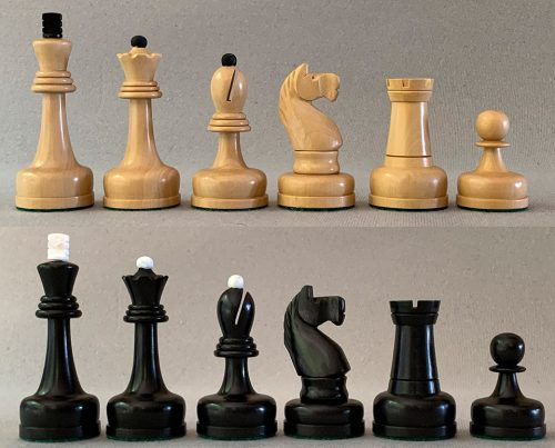 Mikhail Tahl Commemorative Chessmen